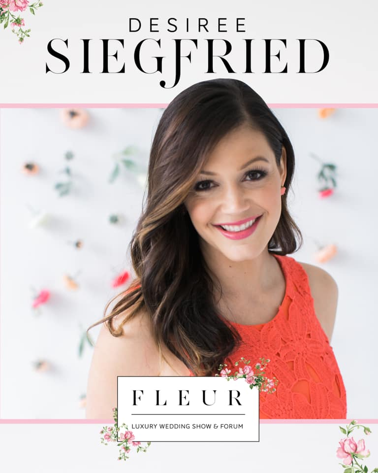 Desiree Hartsock from The Bachelorette at Fleur Vancouver 2020