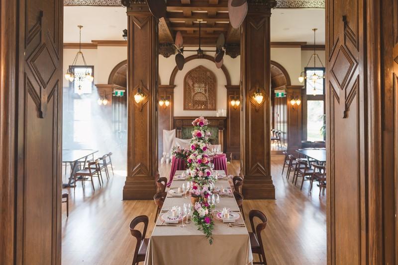 Bengal Lounge Venue at Fairmont Empress by KGoodPhoto and Sublime Celebrations