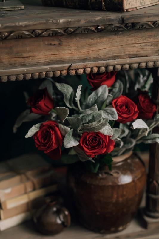 Culture Fusion floral decor Arizel Studio