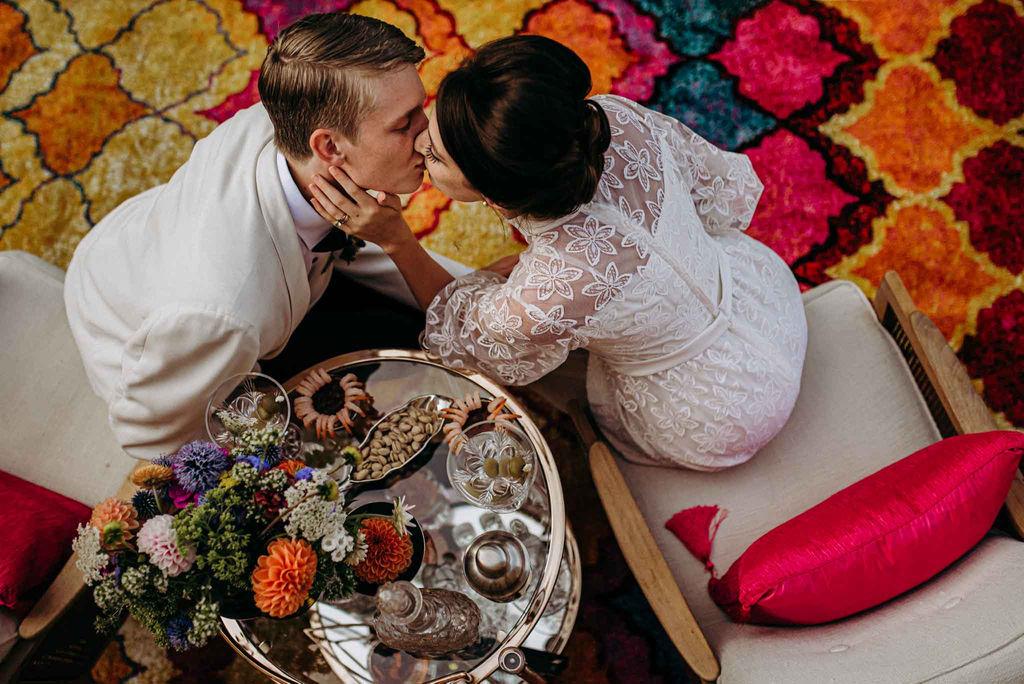 Vancouver Island Vintage Wedding Rentals by Party Mood