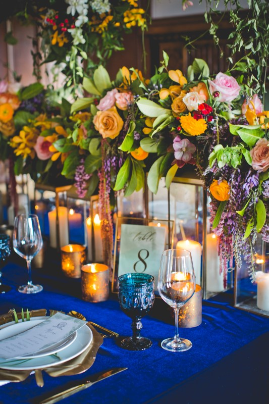 Bengal Spice Wedding Decor with Feature Rentals by BASH Specialty