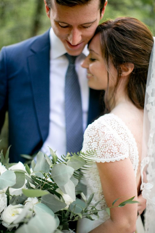 Rainforest Vows Sweet Bridal Gown by Everly Fine Bridal