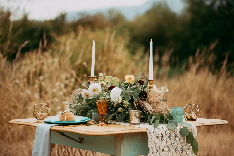 Stylish Southwest Event Planner Champagne Rose Events