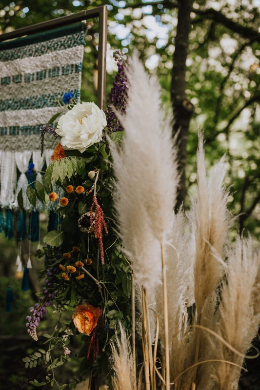 Vancouver Island Wedding Florals by Bespoke Blossoms