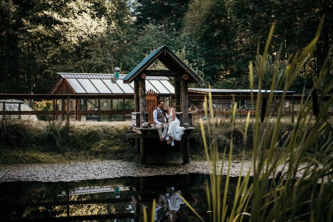 Farm WEdding on Vancouver Island by Coastline Living Photography