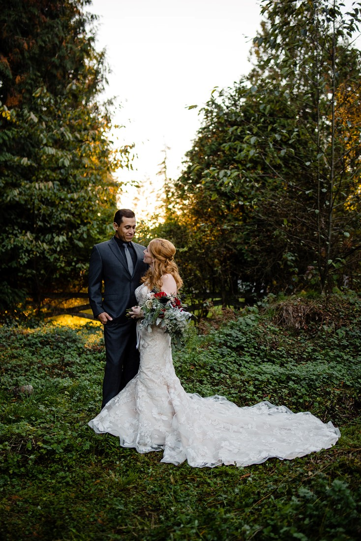 Fall Hues and Stylish Wedding by Mimsical Photography