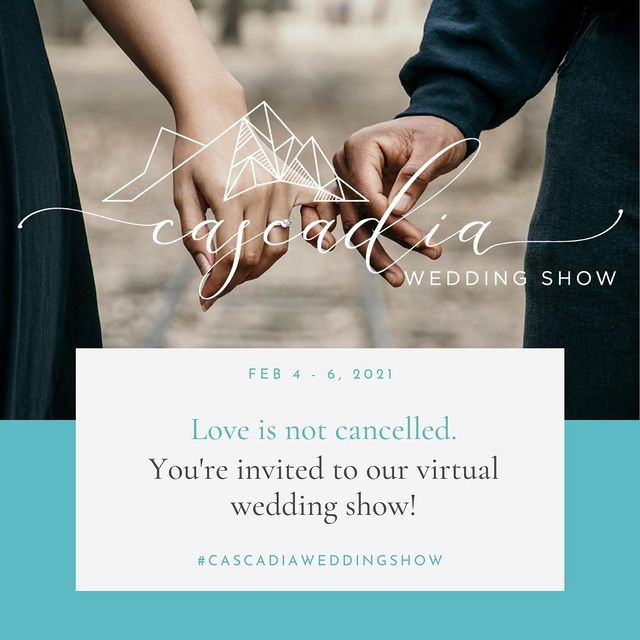 Cascadia Virtual wedding show