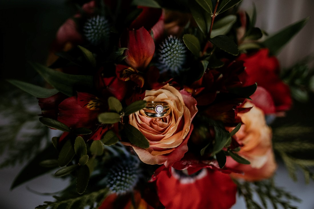 Bridal Bouquet by Crab Apple Florals Tofino