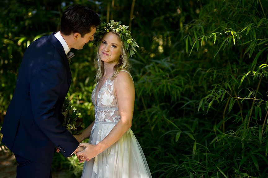 Romantic Wedding Day for Matt and Cate in Vancouver