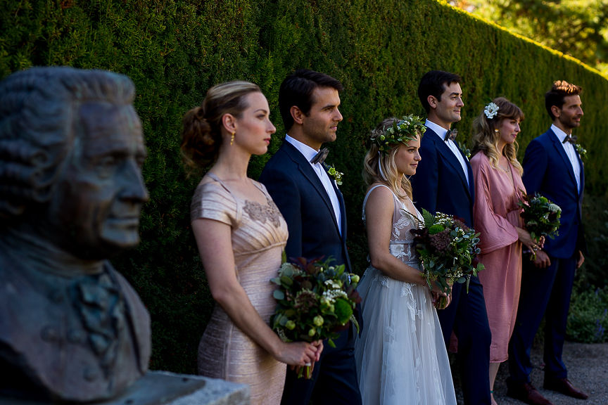 Romantic Wedding Day in Vancouver by Meghan Andrews Photography