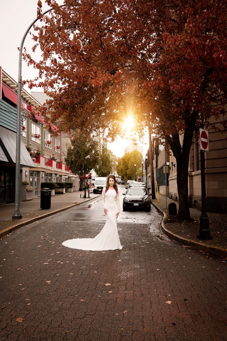 Bridal Fashion and Trends on Film by The Bride's Closet