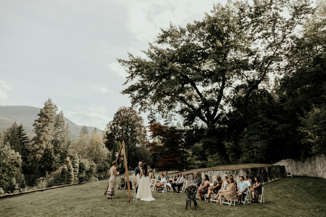Wedding Vista with a View at Blaylock Mansion