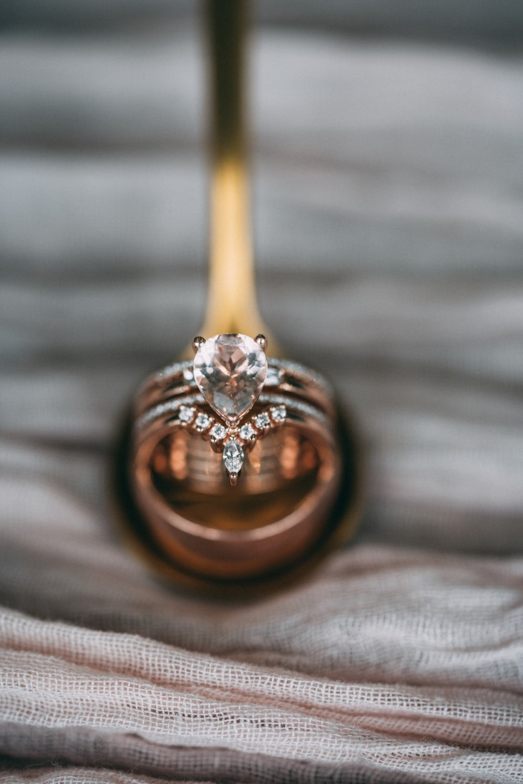 Love and Family Wedding Rings by The MacLeans