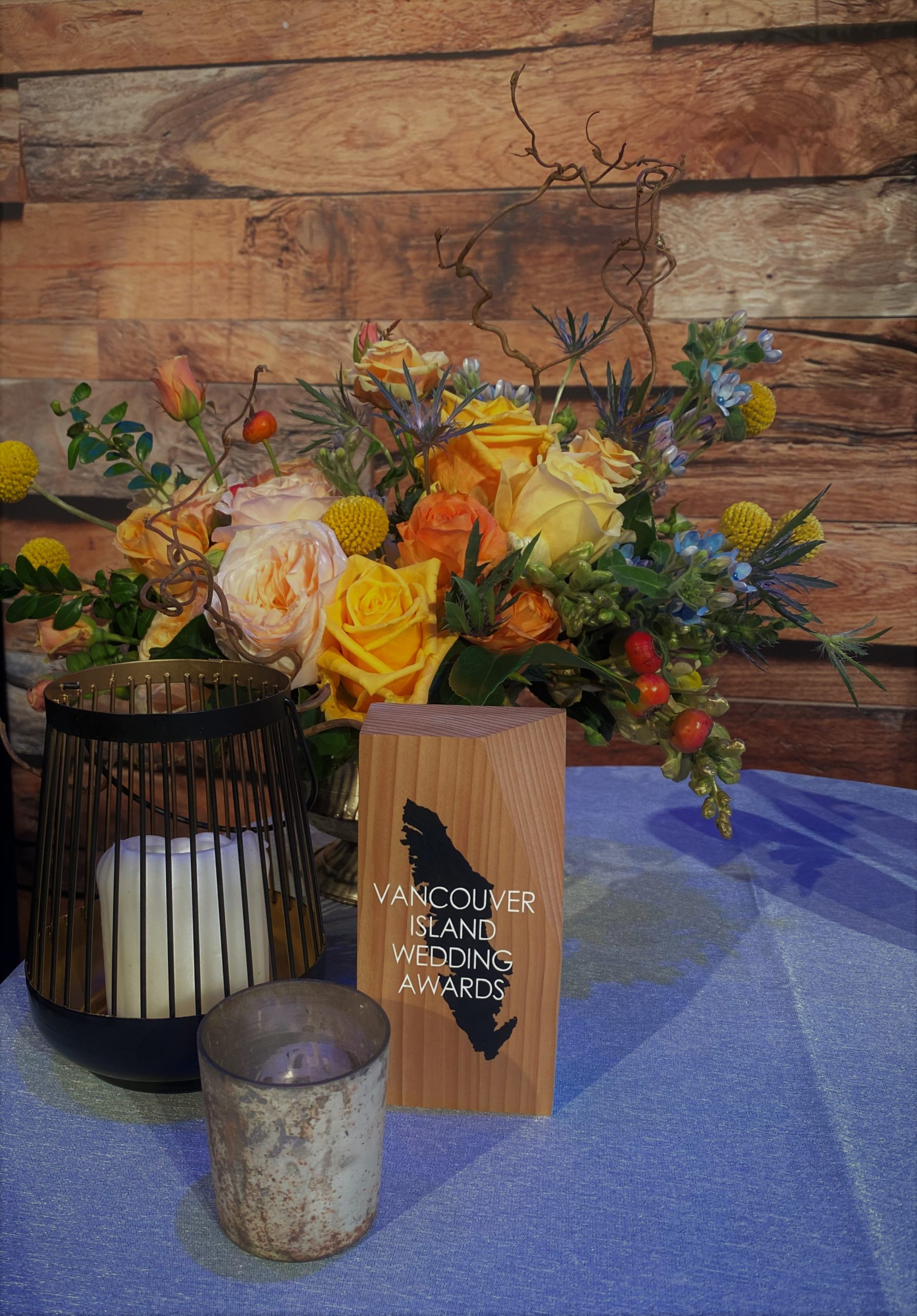 Vancouver Island Wedding Industry Awards 2020 by Melanie Anne Designs