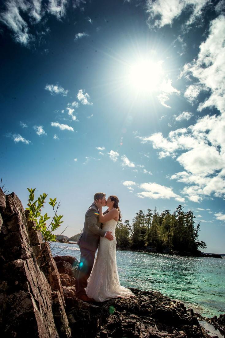 Wedding From Above Janayh Wright Photography sunny wedding day