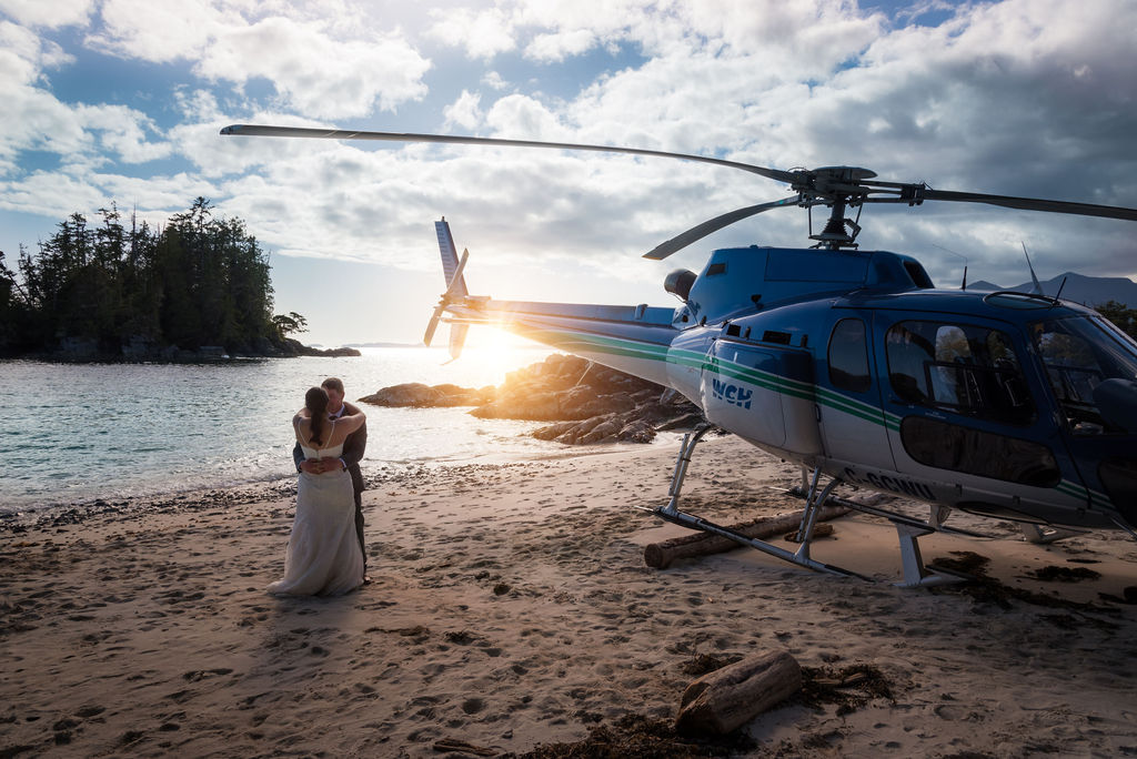 Wedding From Above Janayh Wright Photography beach hus
