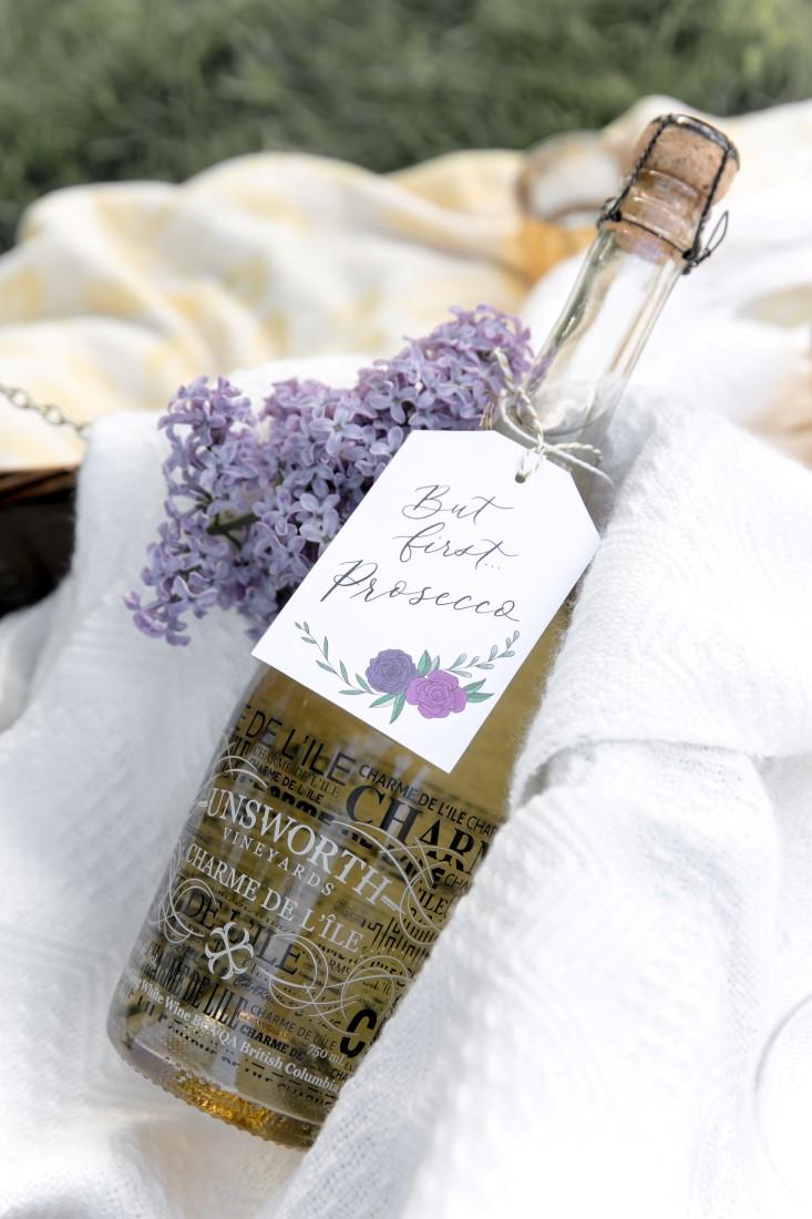 Purple Lilac Spring Wedding Hattie Root Photo Unsworth wine