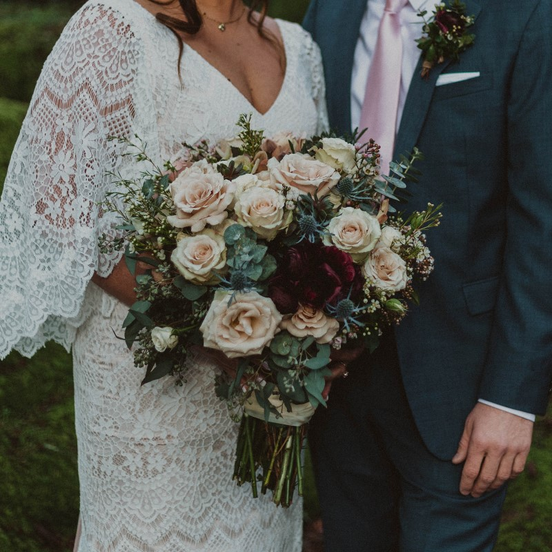 Sophisticated Gallery Kacie McColm Photography bridal bouquet
