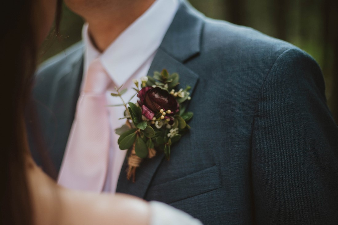 Sophisticated Gallery Kacie McColm Photography boutonniere