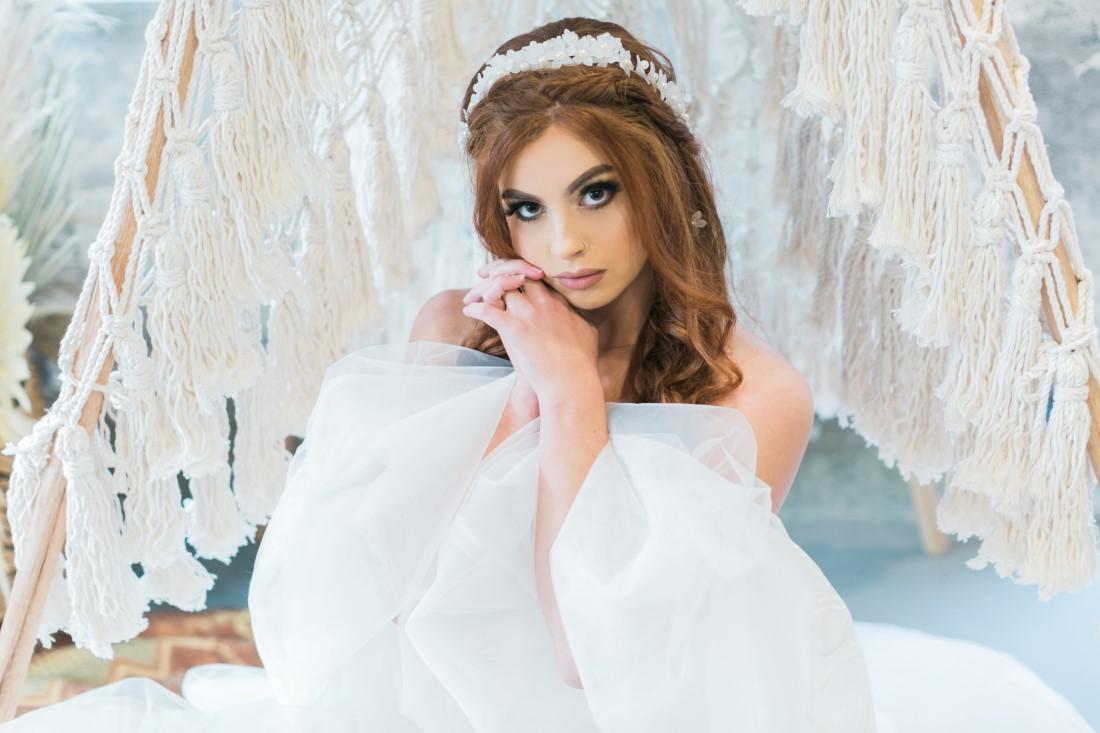 Macramé Boho Simply Sweet Photography bridal gown