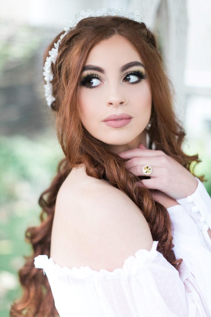 Macramé Boho Simply Sweet Photography bridal makeup