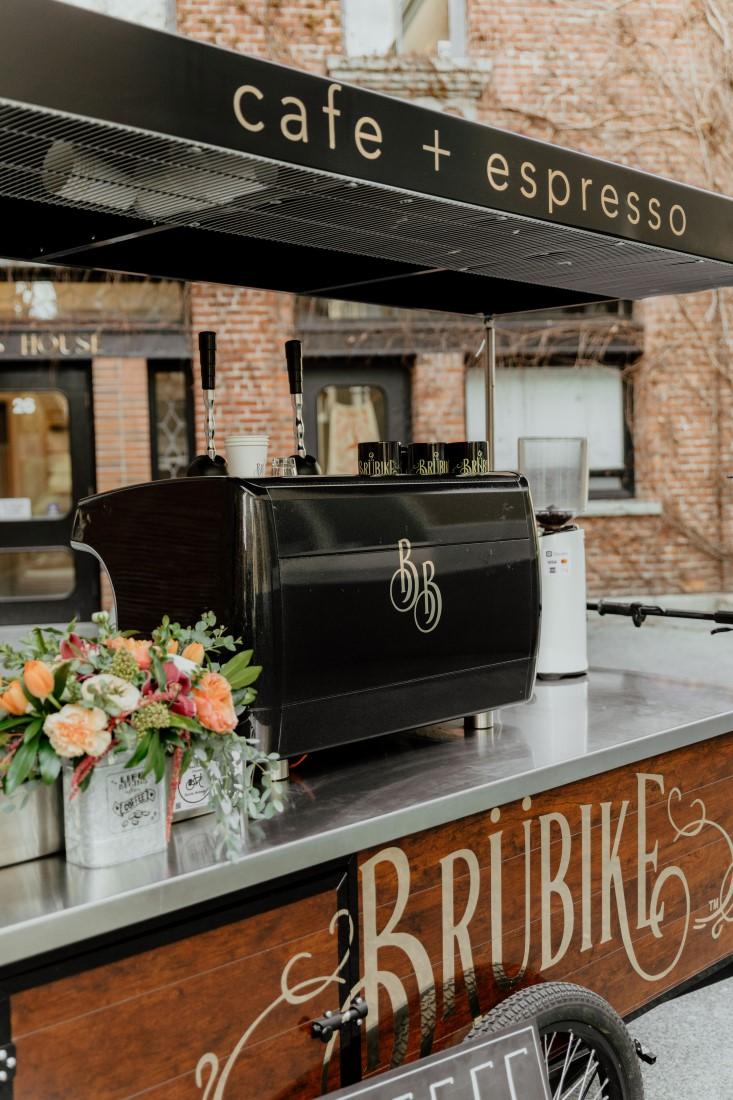 Coffee Love in Comox Valley Luke Liable Photography Bru Bike Cafe + Espresso