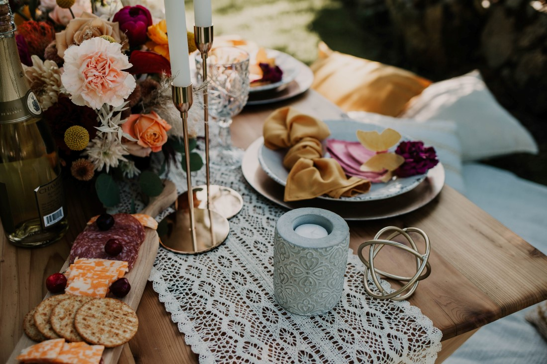 A Styled Elopement at HCP Gardens by Sea Tree Weddings