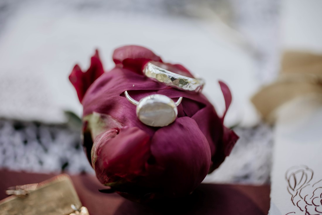 Wedding Rings by Ebb and Flow Vancouver Island